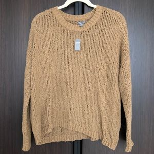 Aerie Surf Sweater Taupe